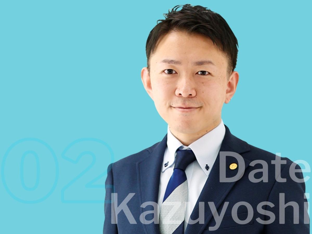 IKIGAIビジネスプロデューサー 伊達 万祥 氏